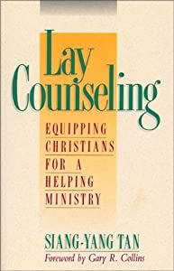 """Cover of """"Lay Counseling"""""""
