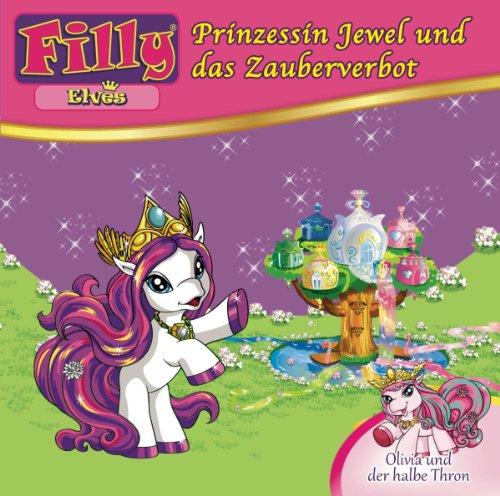 Filly (11) Jewel und das Zauberverbot (Europa)