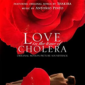 "Cover of ""Love in the Time of Cholera"""