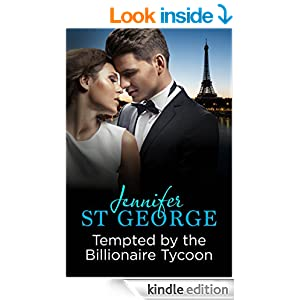 Tempted by the Billionaire Tycoon: Billionaire Romance Book 2