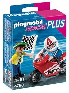 Playmobil-Especiales-Plus-Nios-con-moto-de-carreras-playset-4780