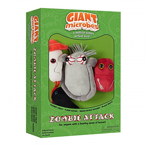 Giantmicrobes Themed Gift Boxes - Zombie Attack