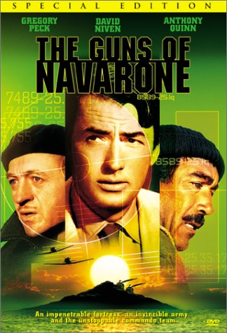 "Cover of ""The Guns of Navarone (Special E..."