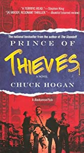 "Cover of ""Prince of Thieves: A Novel"""