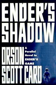 "Cover of ""Ender's Shadow"""