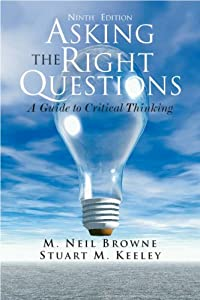 "Cover of ""Asking the Right Questions (9th..."