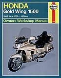 Honda GL1500 Gold Wing Owners Workshop Manual: 1988-2000 (Haynes Manuals)