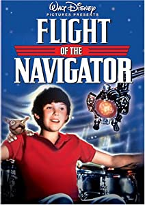 "Cover of ""Flight of the Navigator"""