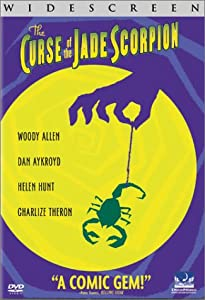 """Cover of """"The Curse of the Jade Scorpion&..."""