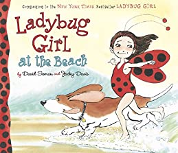 "Cover of ""Ladybug Girl at the Beach"""