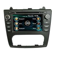 >Reproductor de autoradio DVD en el tablero con navegación GPS/bluetooth/radio/pantalla touch/cámara de reversa/soporte de ipod/iphone</a>