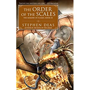 The Order of the Scales: The Memory of Flames, Book III