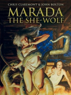 Marada the She-Wolf by Chris Claremont and John Bolton, Mr. Media Interview