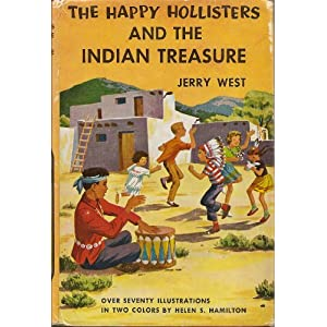 The Happy Hollisters and the Indian Treasure (The Happy Hollisters, No. 4)
