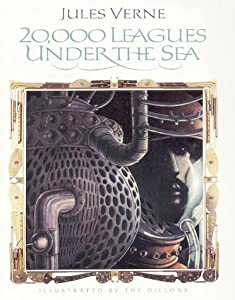"Cover of ""20,000 Leagues Under the Sea (B..."