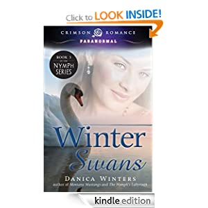 Winter Swans: Book 3 of the Nymph Series (Crimson Romance)