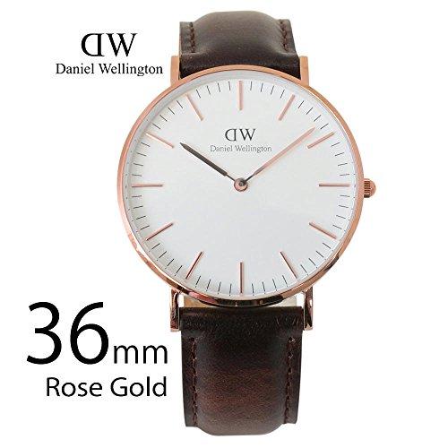 [ダニエル・ウェリントン]Daniel Wellington 腕時計 ウォッチ 0511DW Classic Bristol 36mm メンズ レディース [並行輸入品] 51FOUQXxO 2BL