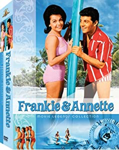 Amazon.com: Frankie & Annette MGM Movie Legends Collection (Beach ...