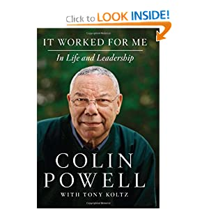 Colin Powell's 4 Rules For Getting To The Point