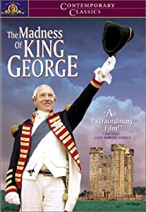 "Cover of ""The Madness of King George"""