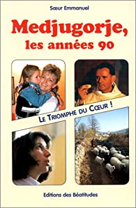"""Résultats de recherche d'images pour «sr Emmanuel : """"Medjugorje, les années 90""""»"""