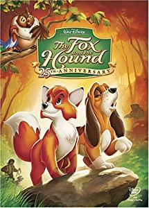 "Cover of ""The Fox and the Hound (25th Ann..."