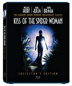 "Cover of ""Kiss of the Spider Woman [Blu-r..."
