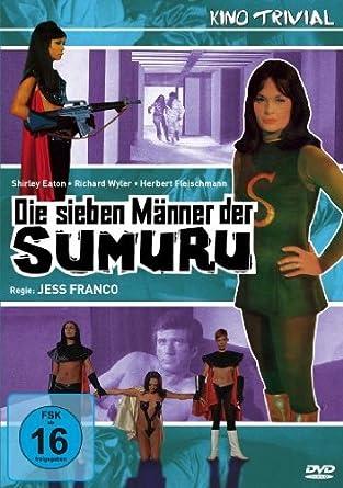 Die sieben Männer der Sumuru - Kino Trivial
