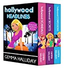 Hollywood Headlines Mysteries Boxed Set (Books 1-3)
