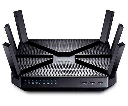 Tp-Link Router Gigabit Tri-Band Wireless AC3200