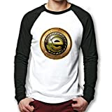 Mens T Shirts Altcoin Earthcoin Fashion Shirts White X-Large