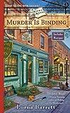 Murder Is Binding (A Booktown Mystery Book 1)