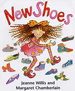 "Cover of ""New Shoes"""