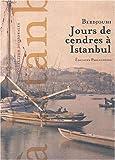 Jours de cendres à Istanbul par Barseghian