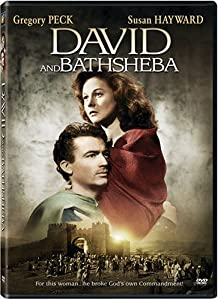 "Cover of ""David and Bathsheba"""