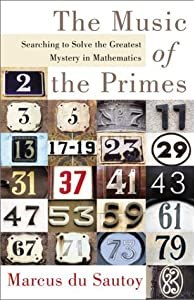 "Cover of ""The Music of the Primes: Search..."
