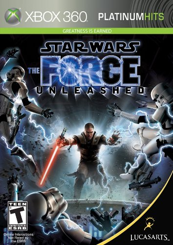 Star Wars the Force Unleashed - Xbox 360 - Star Wars
