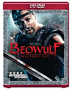 """Cover of """"Beowulf (Unrated Director's Cut..."""