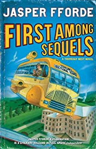 "Cover of ""First Among Sequels"""