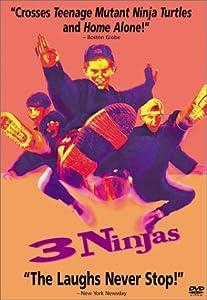 """Cover of """"3 Ninjas"""""""