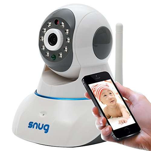top 5 best wifi baby monitor for sale 2016 giftvacations. Black Bedroom Furniture Sets. Home Design Ideas