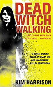 """Cover of """"Dead Witch Walking (Rachel Morg..."""