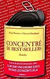 Concentré de best-sellers - Pastiches