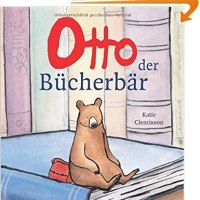 Otto der Bücherbär / Katie Cleminson