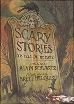 Scary Stories to Tell in the Dark: Amazon.co.uk: Alvin ...