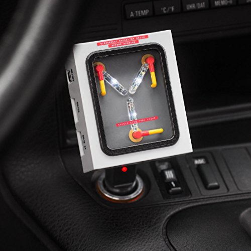 Back to the Future Flux Capacitor Car Charger