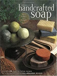 "Cover of ""Handcrafted Soap"""