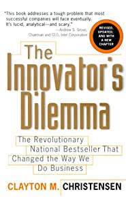 "Cover of ""The Innovator's Dilemma: The Re..."
