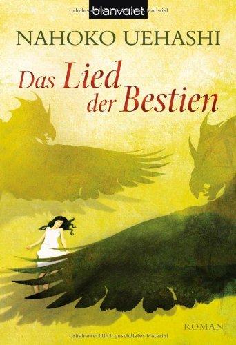 Buchcover 'Das Lied der bestien'
