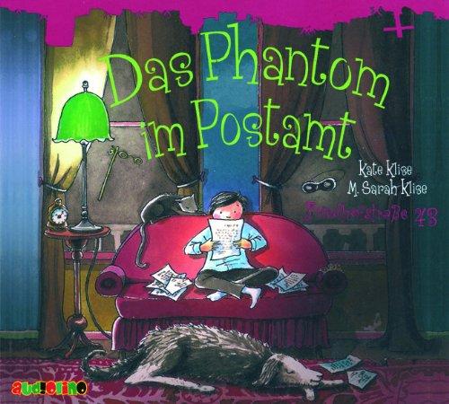 Friedhofstraße 43 - Das Phantom im Postamt (audiolino)
